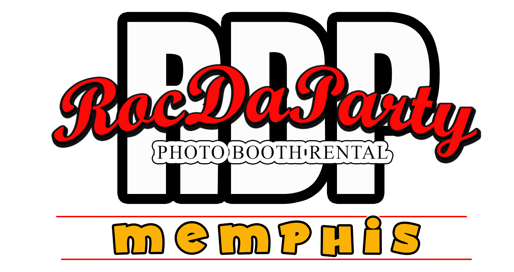 Roc Da Party Booth Rental